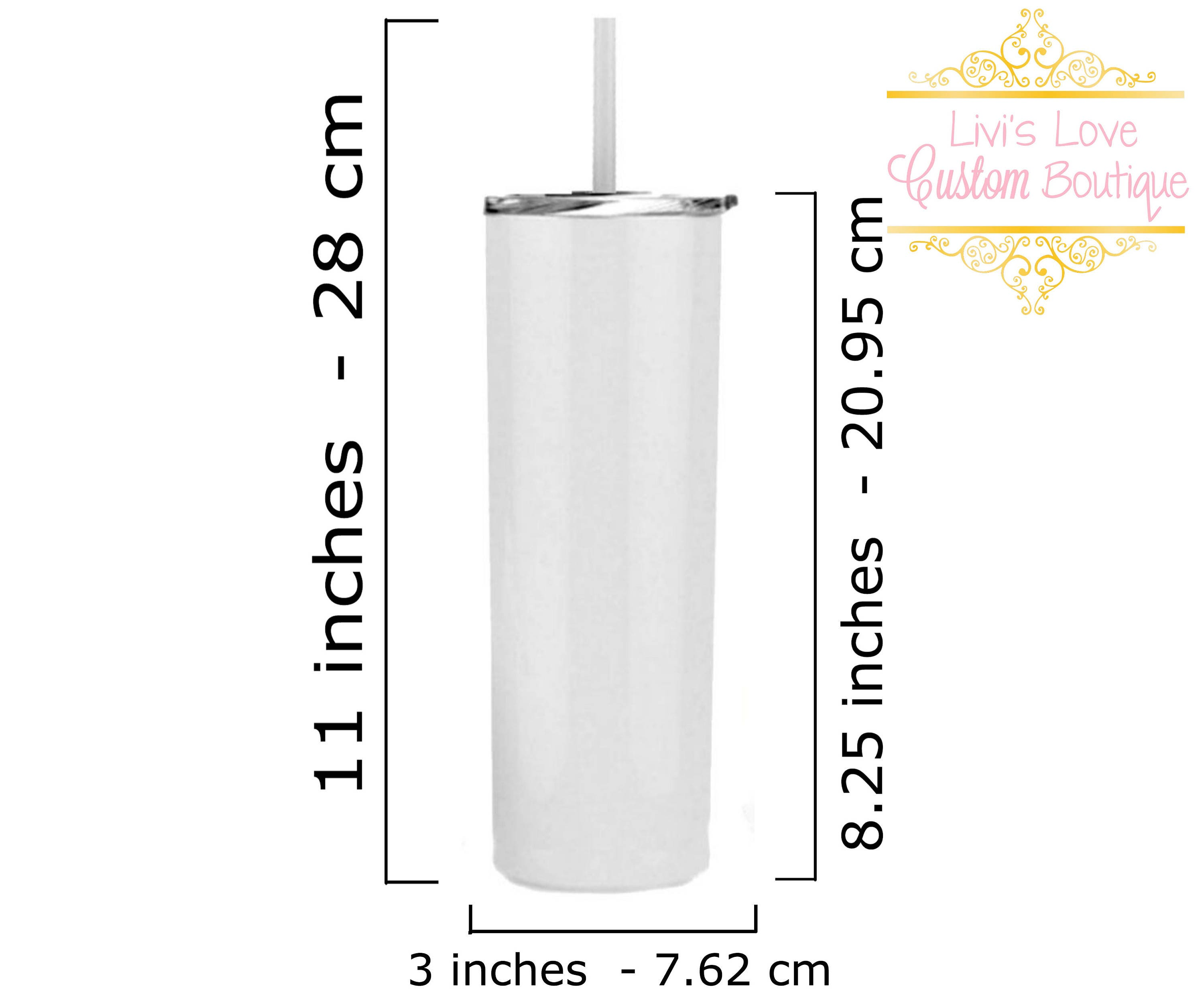 Ob Nurse At Your Cervix Stainless Steel Skinny Tumbler 20 Oz