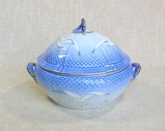 Round Covered Tureen by D&G