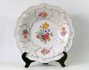 Weimar Porcelain Fruit Bowl