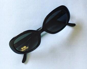 90s black sunglasses