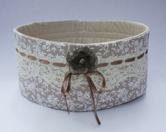 toilet tissue basket for accessories