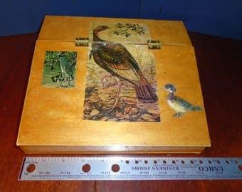 wooden box. small box. small wood box. pen and pencil. box. wood box.