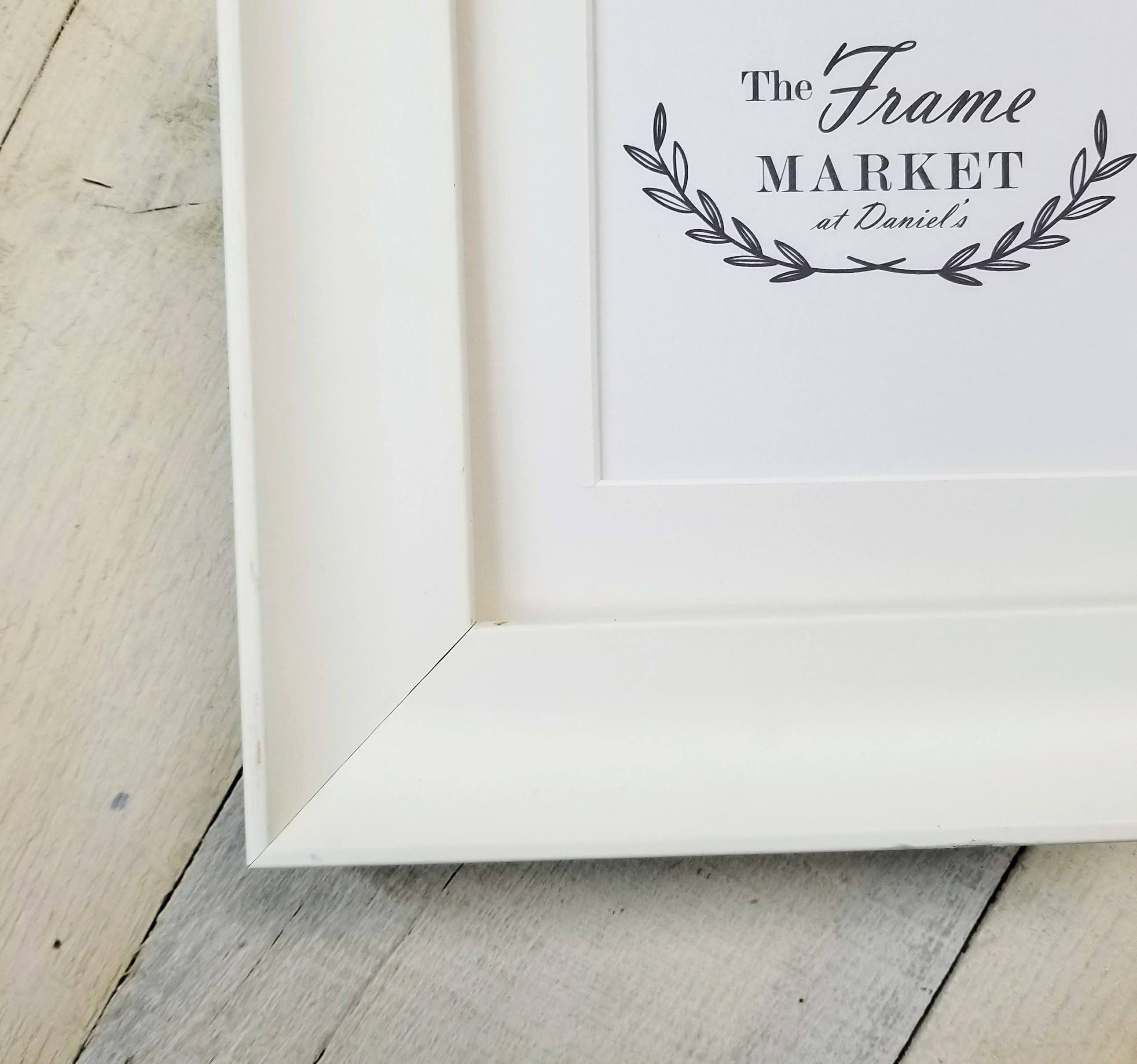 picture pin with online classic frame mats frames x waterford mat