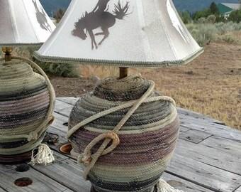 Lariat Lamp