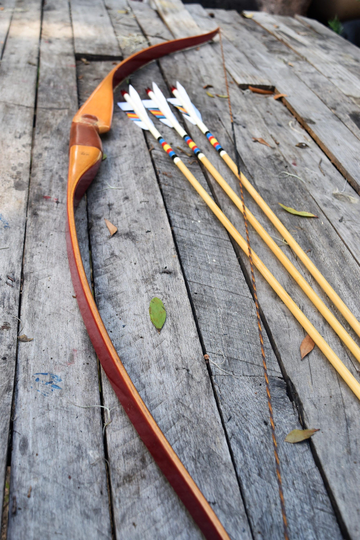 Archery Bow Vintage Panda 36 Recurve Bow Rh