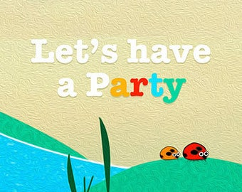 Lets Have a Party Beetles
