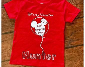 Best Surprise Ever Disney shirt