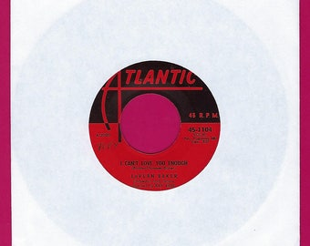 LaVern Baker - I Can't Love You Enough / Still - 45rpm - 1956