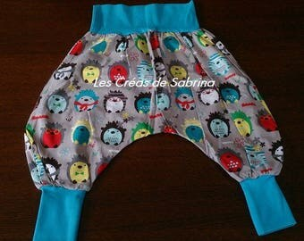 Baby harem pants size 18 months - 3 years