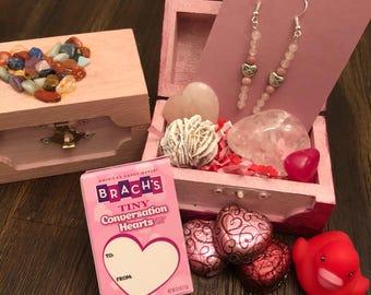 Valentine's Day Treasure Box