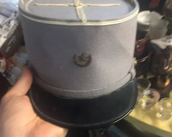 French Colonial Infantry Kepi Circa 1960s