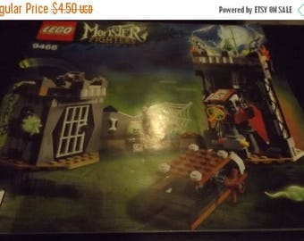 35% off Sale Lego Monster Fighters assembly booklet 9466 book 2