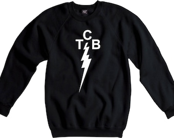 Elvis TCB Taking Care Of Business Sweatshirt, Rock n Roll, Various Sizes/Colours