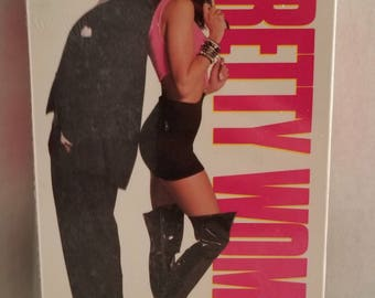 NEW SEALED,Pretty Woman VHS Movie Julia Roberts Richard Gere