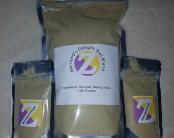 Mermaid's Delight Bath Salt Blend 2 oz SAMPLE