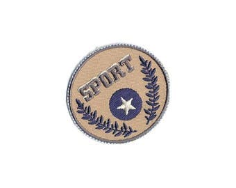 Patch Thermo sport 5.5 cm