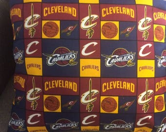 Cleveland Cavaliers pillow cover