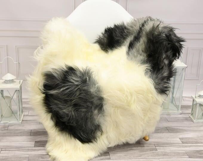 Icelandic Sheepskin | Real Sheepskin Rug | Beige Gray Sheepskin Rug | Fur Rug | #islsept2