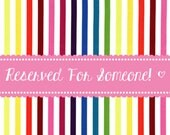 Reserved for Hannah! Rainbow Lustre Mug
