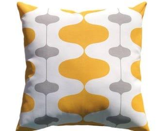 sale yellow grey outdoor pillows yellow grey 20x20 throw pillows yellow patio pillows