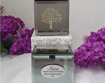 Godmother Tree of Life Mini Trinket Box