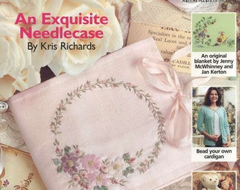 Inspirations No. 49 2006 - PDF ebook - Embroidery ebook - Instant Download Digital Book/Magazine - PDF file