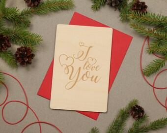 love card for him etsy. Black Bedroom Furniture Sets. Home Design Ideas