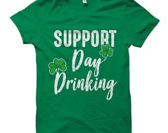 Funny St Patricks Day Shirt, Funny Drinking Shirt, Funny Party Shirt, Irish Shirt, St Patricks Day Shirts, St Paddys Day T-Shirt, Shamrock