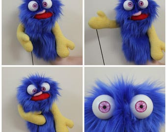 Professional Hand Puppet - Choose your colour!