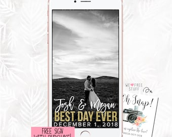 Wedding Snapchat Filter Wedding Snapchat Geofilter Wedding Snapchat Wedding Geofilter Wedding Filter Wedding Snap Chat Mr. & Mrs Filter #25