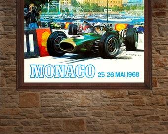 Monaco Grand Prix 1968
