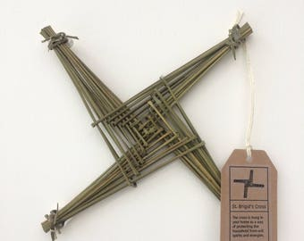 St Brigid's cross - Imbolc