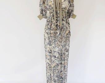 VTG Boho Maxi Dress by Goldworm