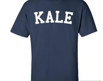KALE Shirt / Graphic Tees / Tumblr Popular / 306