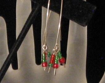 Joy Earrings. Artistic and charming!
