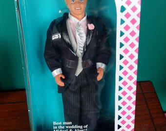 Mattel Wedding Day Ken Best Man Midge Wedding Day