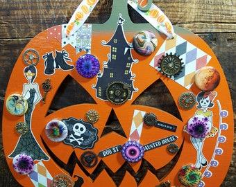 Boo Street Pumpkin (PUM114)