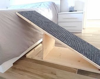 Dog Ramp, Pet Ramp, Portable ramp for your pet with adjustable heights