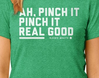 St. Patrick's Day, Pinch It Shirt, St. Patrick's Day Shirt, St Patricks Day Shirt, St Patricks Shirt, St Patricks, Clover, Pinch, Pinch It