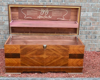 Montgomery Ward Cedar Chest
