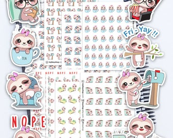 Lola - Full Collection - Cute Kawaii Stickers