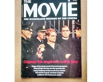 Vintage Movie Magazine, James Cagney