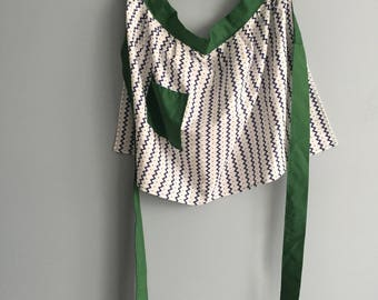 Adult Apron with Pocket