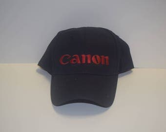 Vintage Canon Dad Hat Snapback
