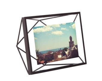 Prisma Photo Frame | Prism Effect Picture Frame | Freestanding Photo Frame | Image Holder | Picture Frame |  Manufactured in the UK