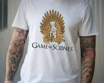 Game of Thrones Scones inspired design