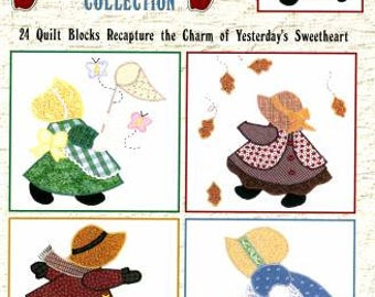 The Ultimate Sunbonnet Sue Collection : 24 Quilt Blocks Recapture the Charm of Yesterday's Sweetheart