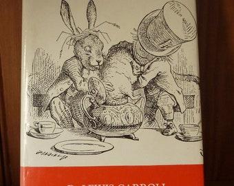Alice's Adventures In Wonderland By Lewis Carroll Hardback 1978 Printing