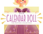 Calendar Doll - Blonde