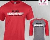Bachelor Party Shirts: Bu...